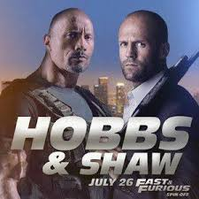 Fast & Furious: Hobbs & Shaw Soundtrack - Songs / Music List